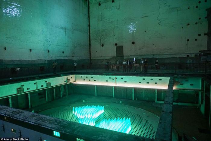 مرکز هسته ای محرمانه چین به روی گردشگران باز شد
