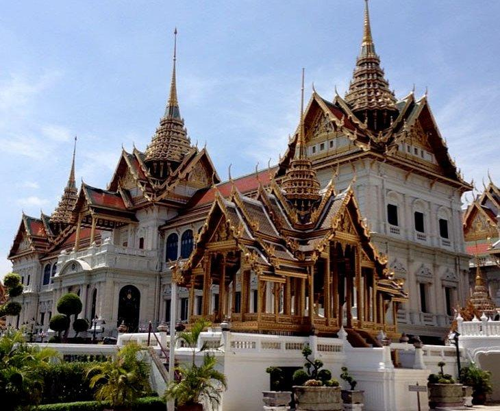 کاخ شاهنشاهی (Emerald buddha) تایلند