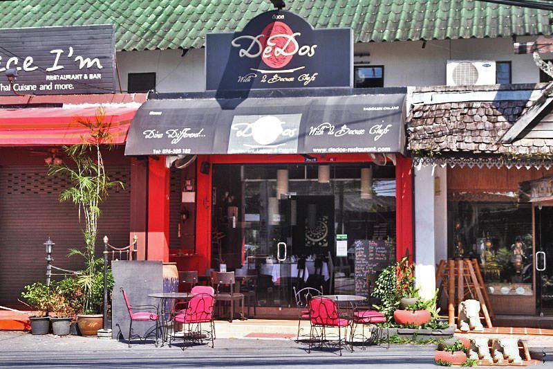 رستوران دودو (DeDos) پوکت