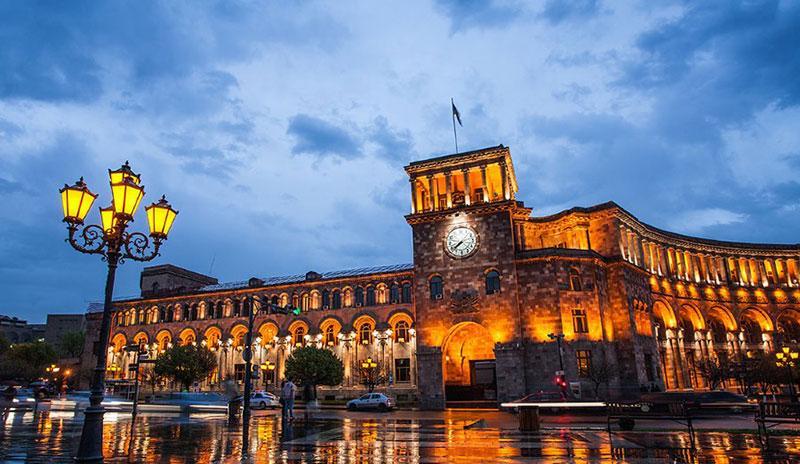 همه چیز درباره ارمنستان