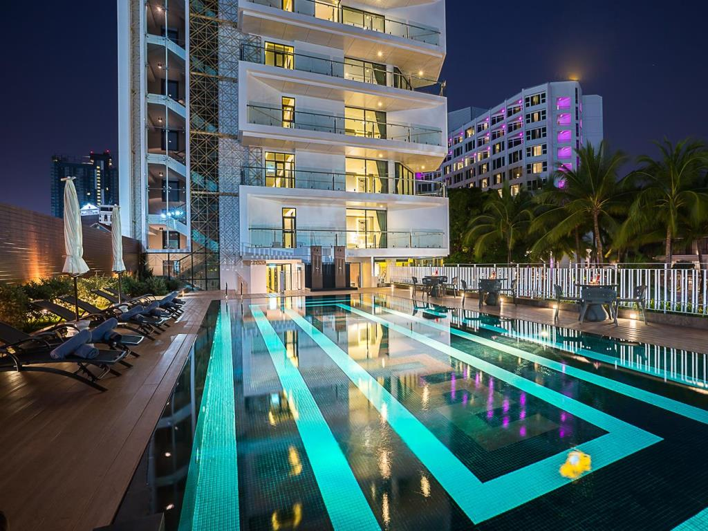 آشنایی با هتل مرا مار پاتایا (Hotel Mera Mare Pattaya)