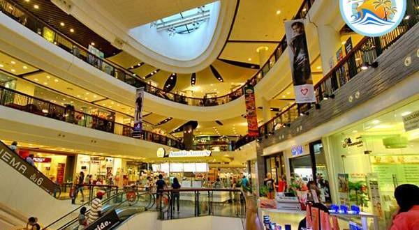 مراکز خرید معروف پاتایا تایلند
