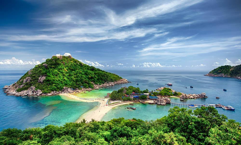 جاذبه های مشهور پاتایا تایلند