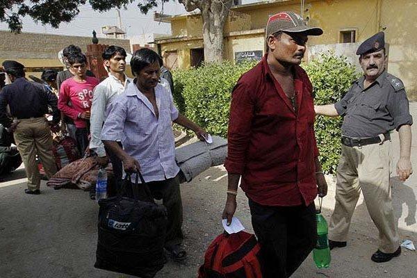 پاکستان 30 زندانی هندی را آزاد می کند