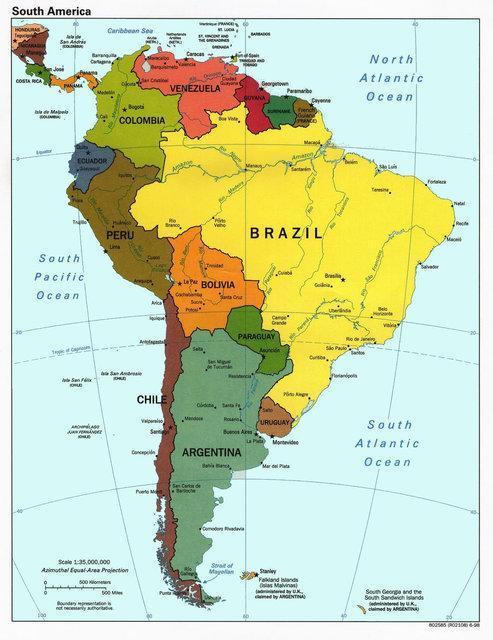 تهدید بمب گذاری 9 هواپیما را در آمریکای لاتین زمین گیر کرد