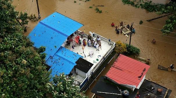 بیش از 160 کشته در شدیدترین سیلاب هند