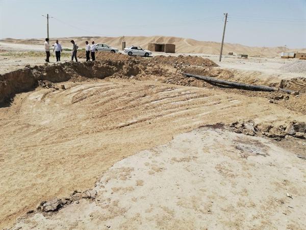 تکمیل زیرساخت های گردشگری منطقه گردشگری مختوم قلی فراغی