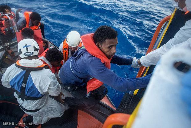 وزارت خارجه ایتالیا اتحادیه اروپا را به کمک فراخواند