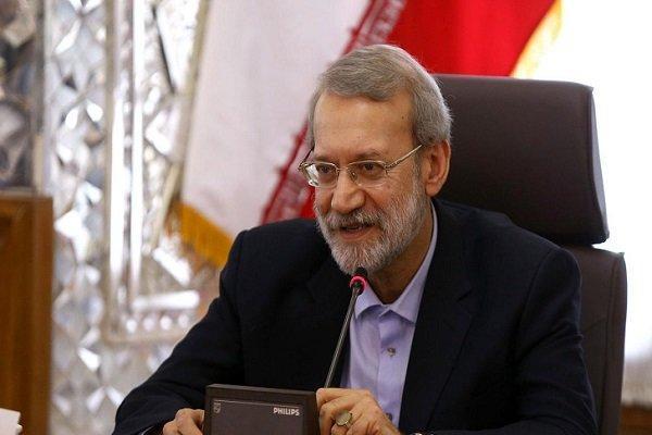 لاریجانی عیدسعید قربان را به روسای مجالس کشورهای اسلامی تبریک گفت
