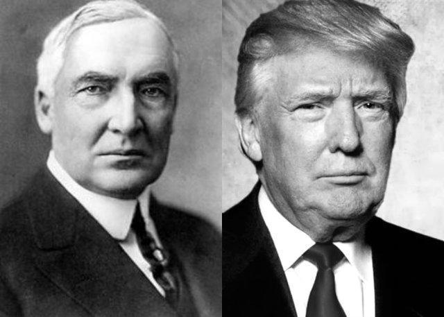 ترامپ از کدام رئیس جمهور آمریکا تقلید می نماید؟