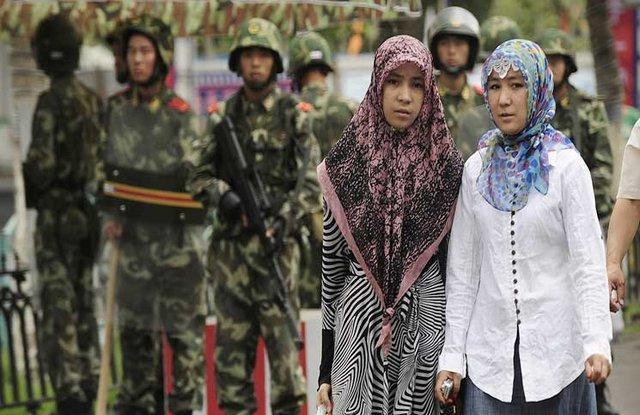 درخواست قانونگذاران آمریکایی برای تحریم چین به دلیل سرکوب مسلمانان
