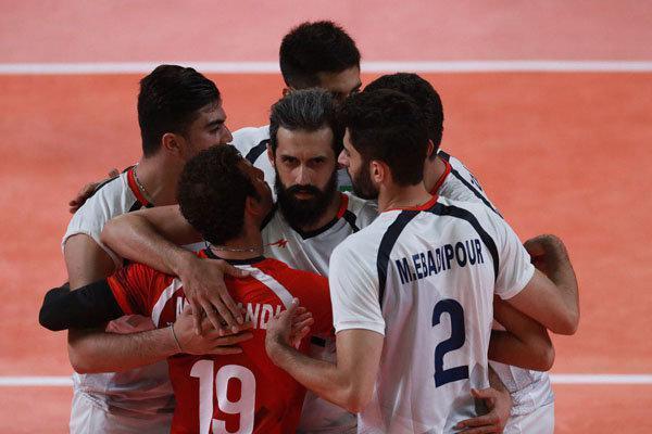 تیم ملی والیبال ایران فینالیست شد، یک طلای دیگر در انتظار ایران
