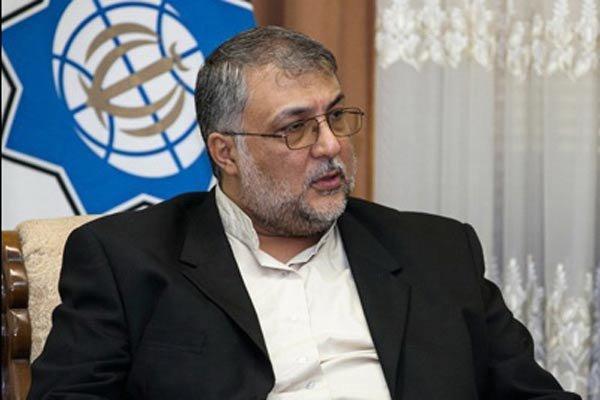 رئیس سازمان فرهنگ و ارتباطات اسلامی وارد روسیه شد