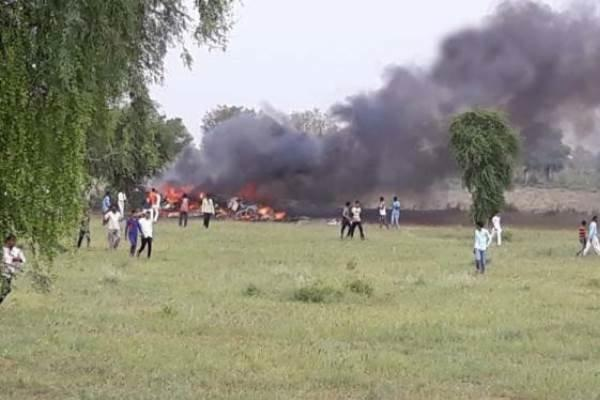 سقوط جنگنده هندی در هیماچال پرادش، خلبان کشته شد