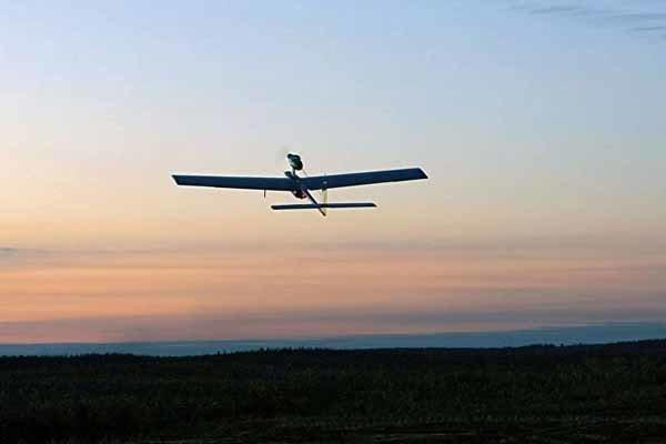 شارژ لیزری پهپادها، پرواز در مدت زمان نامحدود