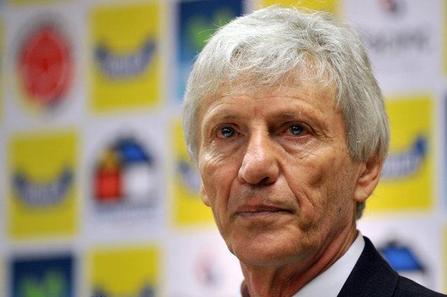 استعفای پکرمن از راهنمایی تیم ملی کلمبیا