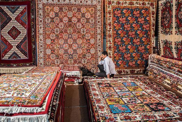 بازار سنتی فرش مشهد جانی دوباره می گیرد