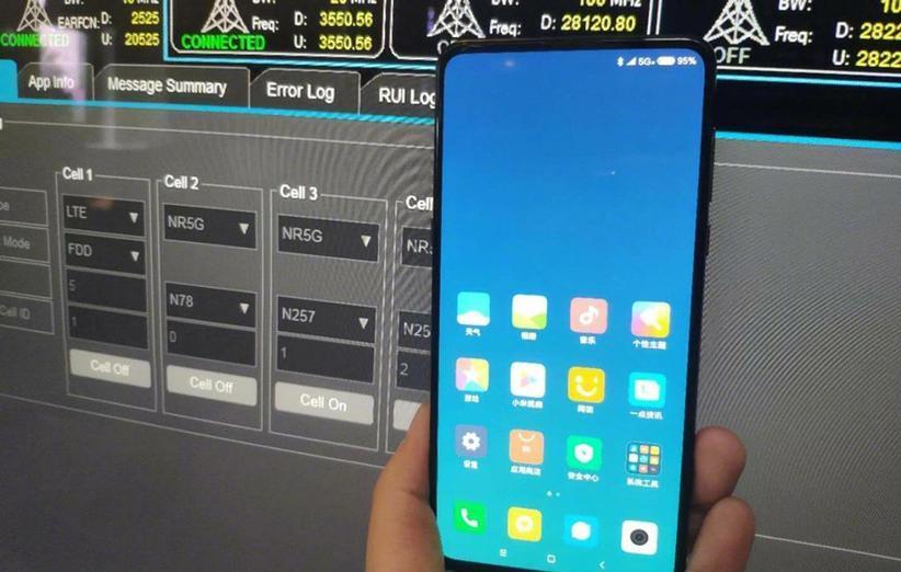 احتمال پشتیبانی شیائومی می میکس 3 از اینترنت 5G