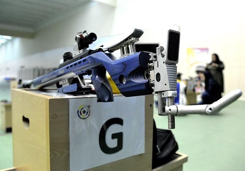 تیراندازی قهرمانی دنیا، انتها کار بانوان ملی پوش کشورمان در تپانچه 25 متر