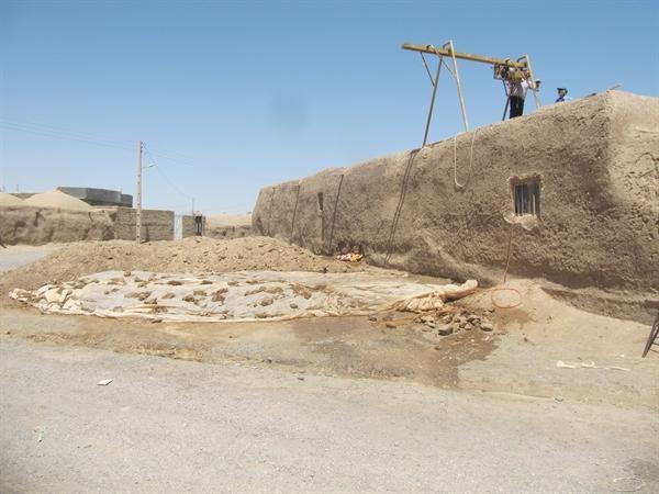مسجد تاریخی امیرحمزه محسن آباد در تایباد مرمت شد