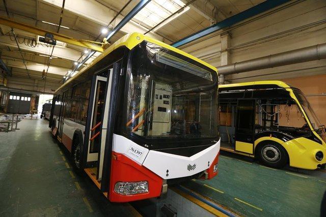 توافق برای فراوری اتوبوس های هیبریدی و برقی در ایران