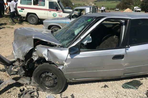تصادفات جاده ای یک معضل بزرگ در جامعه است