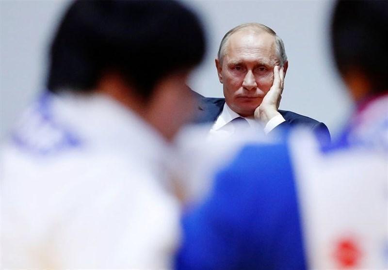 پیغام ولادیمیر پوتین برای شرکت کنندگان در تورنمنت بین المللی جودو روسیه