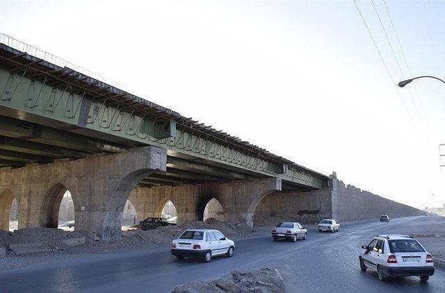افتتاح پل یک کیلومتری سیدی کرمان پس از 7 سال