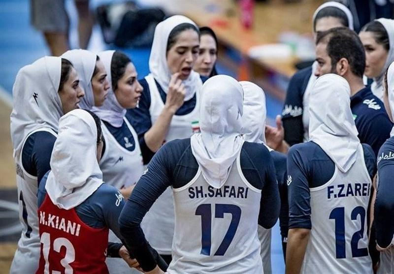 قزاق ها اولین حریف تیم والیبال بانوان ایران