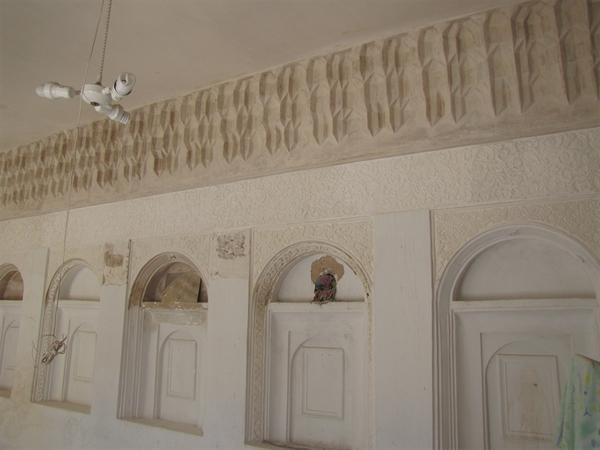 خانه تاریخی آراسته در بیرجند مرمت شد