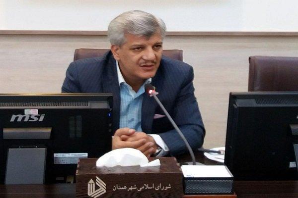 روسای کمیسیون های شورای شهر همدان معرفی شدند
