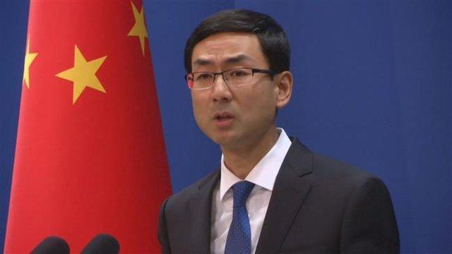 چین: در امور داخلی سایر کشورها دخالت نمی کنیم