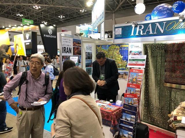 ژاپن بی اعتنا به تحریم ها از گردشگری ایران حمایت کرد