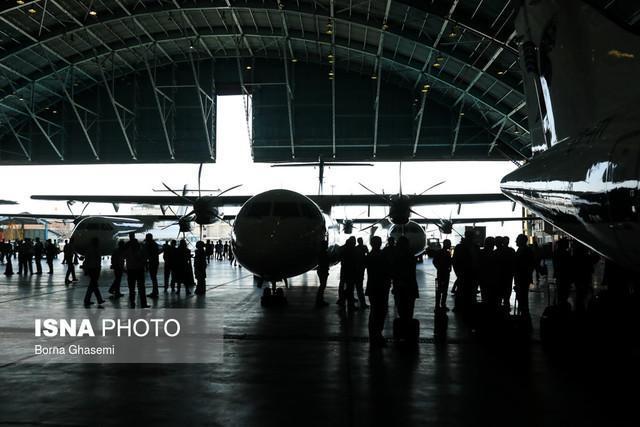 یک ایرلاین جدید با دو هواپیما شروع به کار کرد