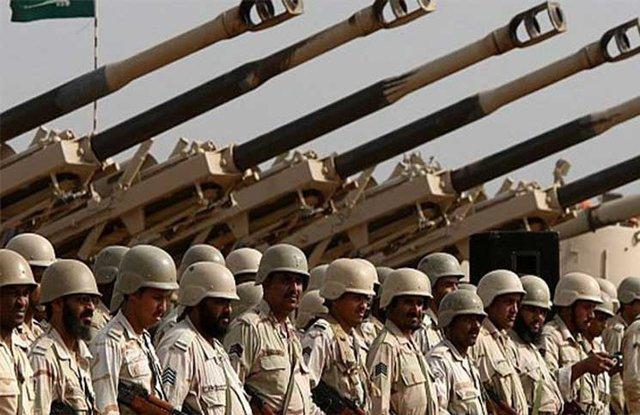 عربستان به دنبال خرید کارخانه های اسلحه سازی آفریقای جنوبی