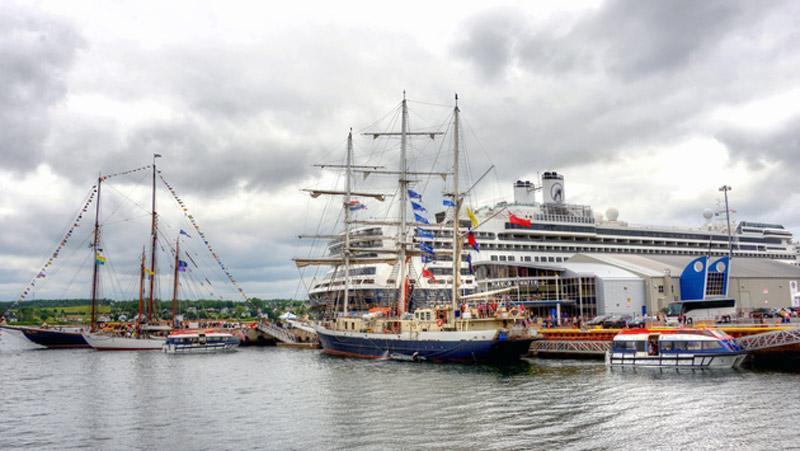 کشتی های مشهور آمریکا در طول تاریخ