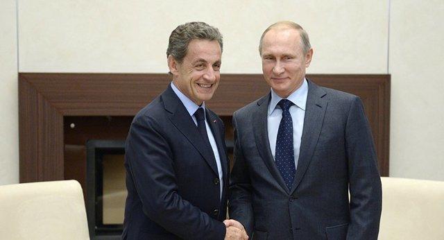 توصیه سارکوزی به اروپا درباره بهبود روابط با روسیه