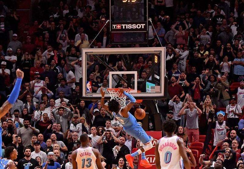 لیگ NBA، پیروزی نتس در ثانیه پایانی، 42 امتیاز اِمبید برای برد سیکسرز