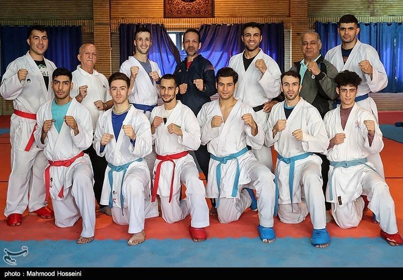کاراته قهرمانی دنیا، نایب قهرمانی ایران در جام بیست وچهارم، تاریخ سازی در سرزمین ماتادورها با 2 طلا، یک نقره و 4 برنز