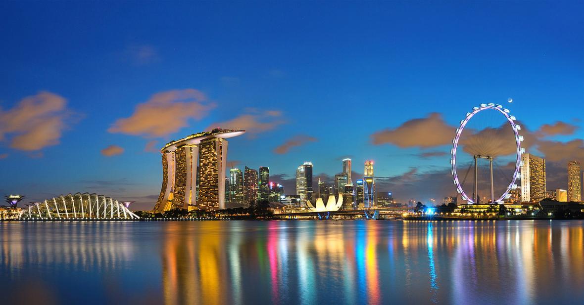 سنگاپور کجاست؟