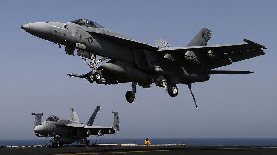 جنگنده آمریکایی در اوکیناوای ژاپن سقوط کرد