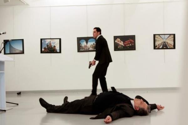 فتح الله گولن متهم به مشارکت در قتل سفیر روسیه در ترکیه شد