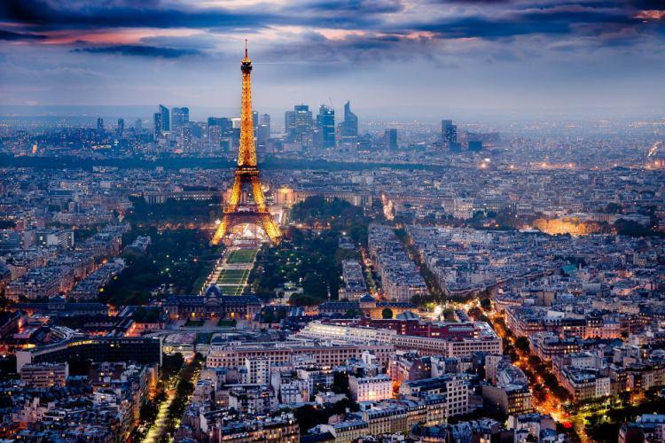 فرهنگ مردم کشور فرانسه