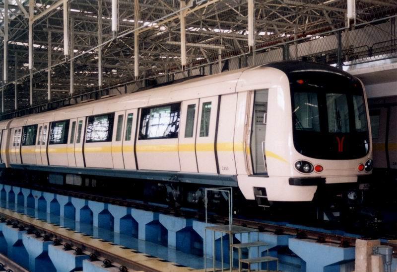 خطوط مترو شهر گوانجو