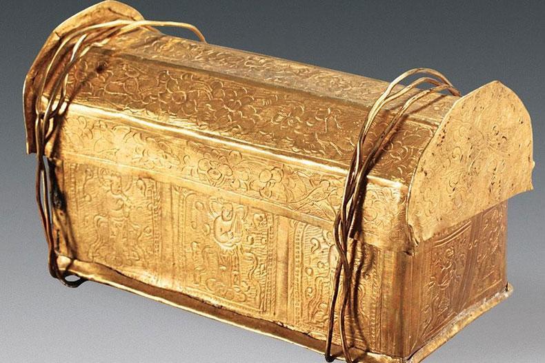 کشف جمجمه بودا در چین