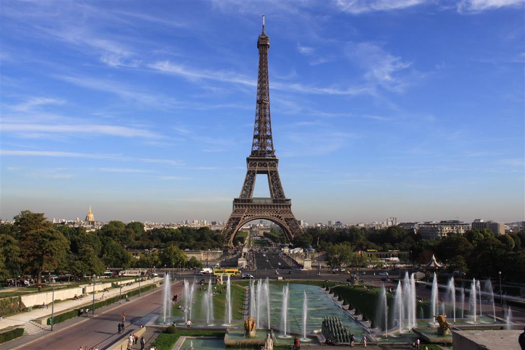 هزینه های سفر به کشور فرانسه