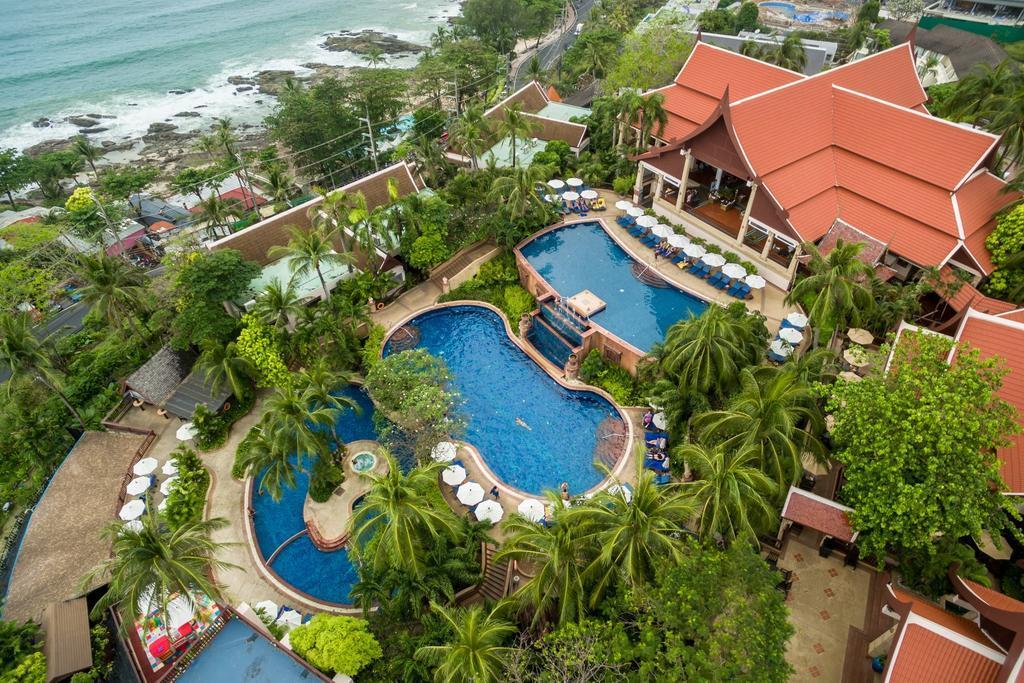 هتل نووتل ریزورت (Novotel Resort) پوکت تایلند