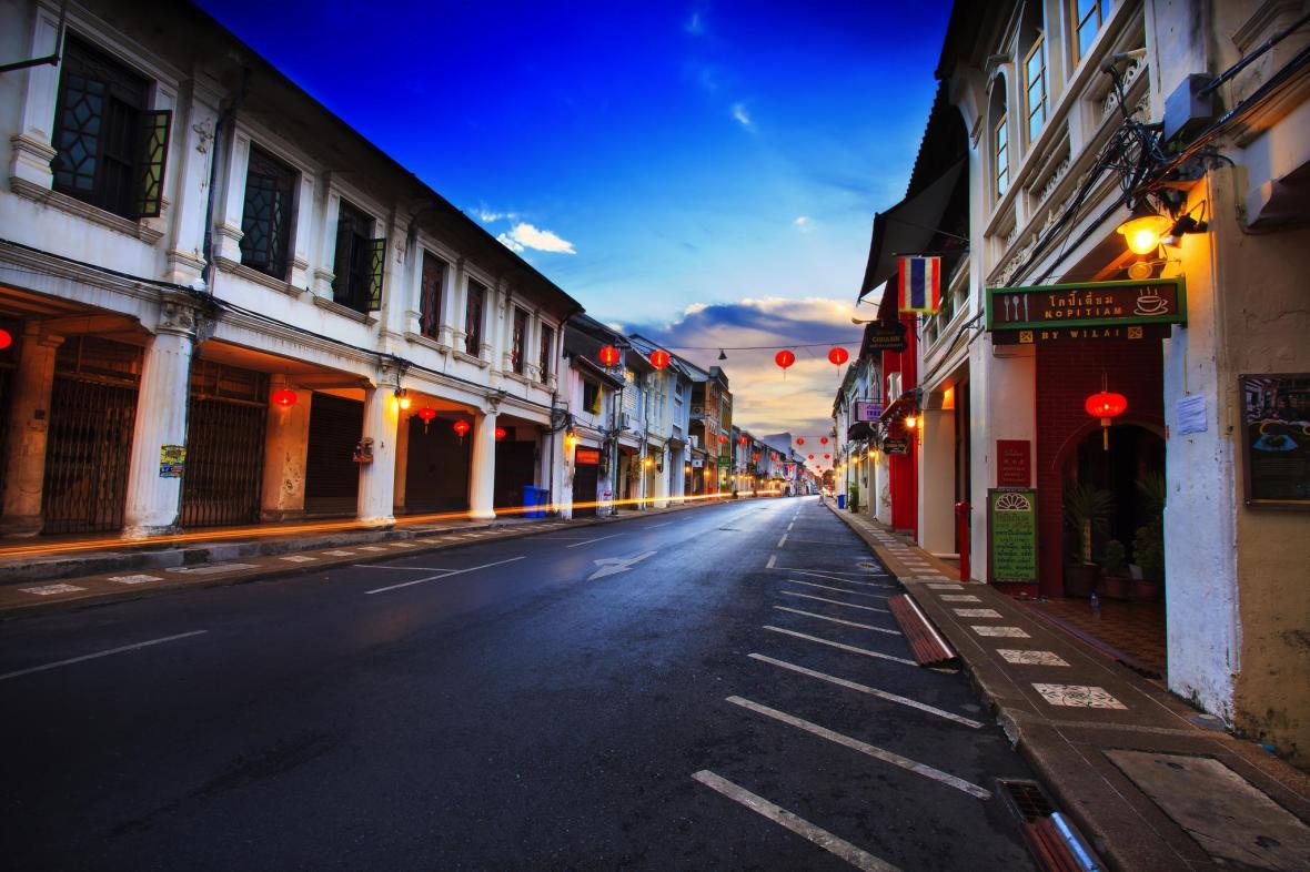 جاذبه های شهر قدیمی پوکت (Phuket Old Town)