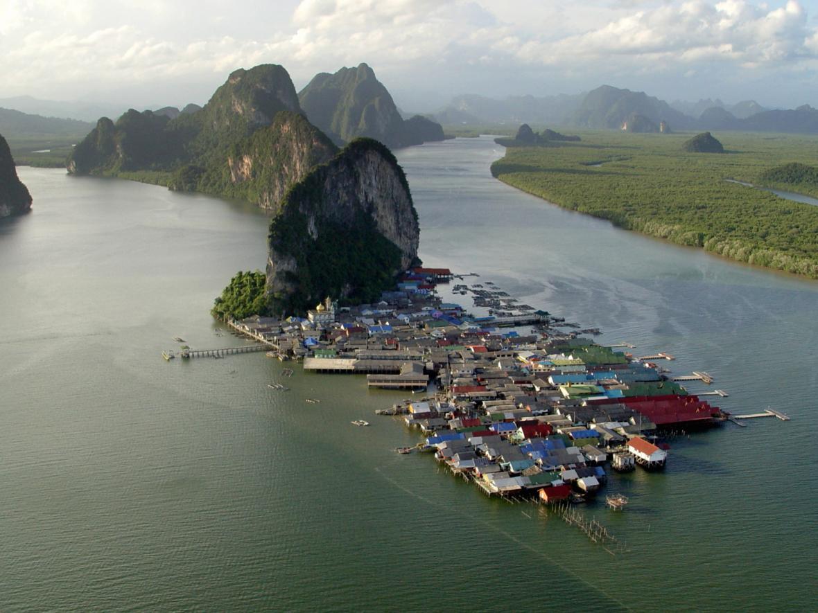 جزیره کوه پان یی (Koh Panyee)