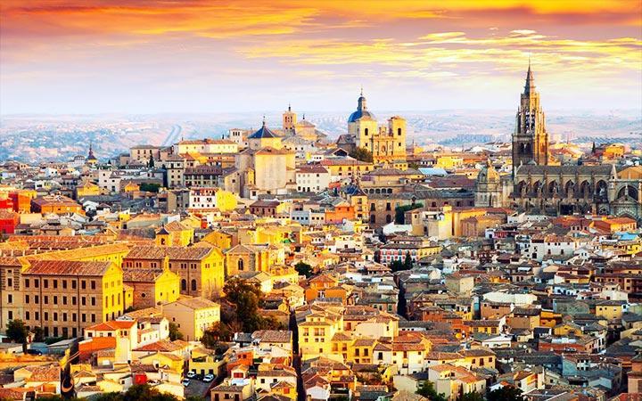 مدارک لازم برای اخذ ویزای اسپانیا